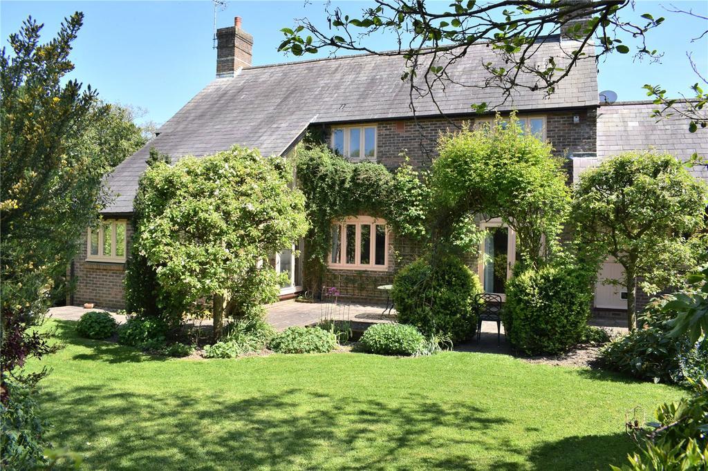 4 Bedrooms Detached House for sale in Southover, Frampton, Dorchester, Dorset