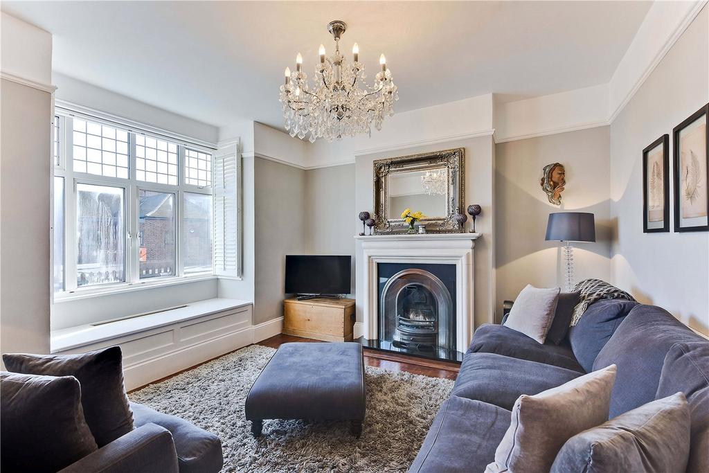 5 Bedrooms End Of Terrace House for sale in Thames Street, Weybridge, Surrey, KT13