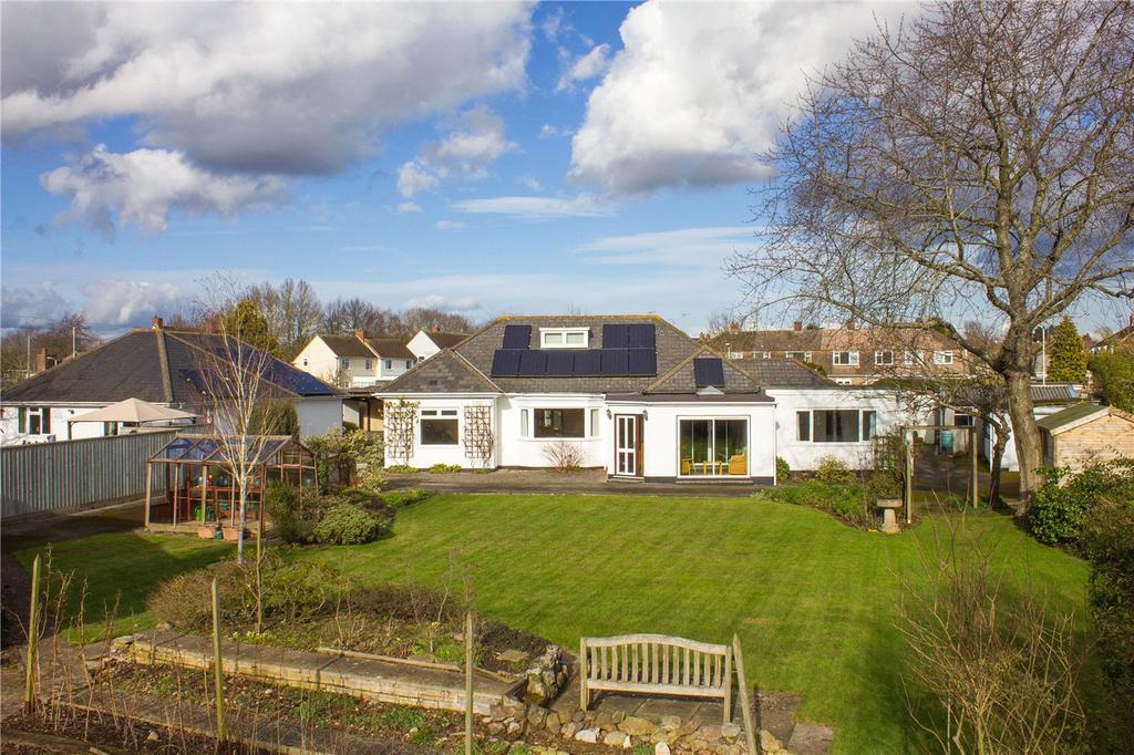 4 Bedrooms Detached Bungalow for sale in Bridge Road, Exeter, Devon, EX2