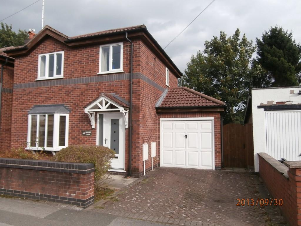 3 Bedrooms Detached House for rent in Bedford Road, Macclesfield