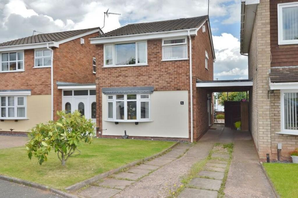 3 Bedrooms Link Detached House for sale in Delafield Way, Etchinghill