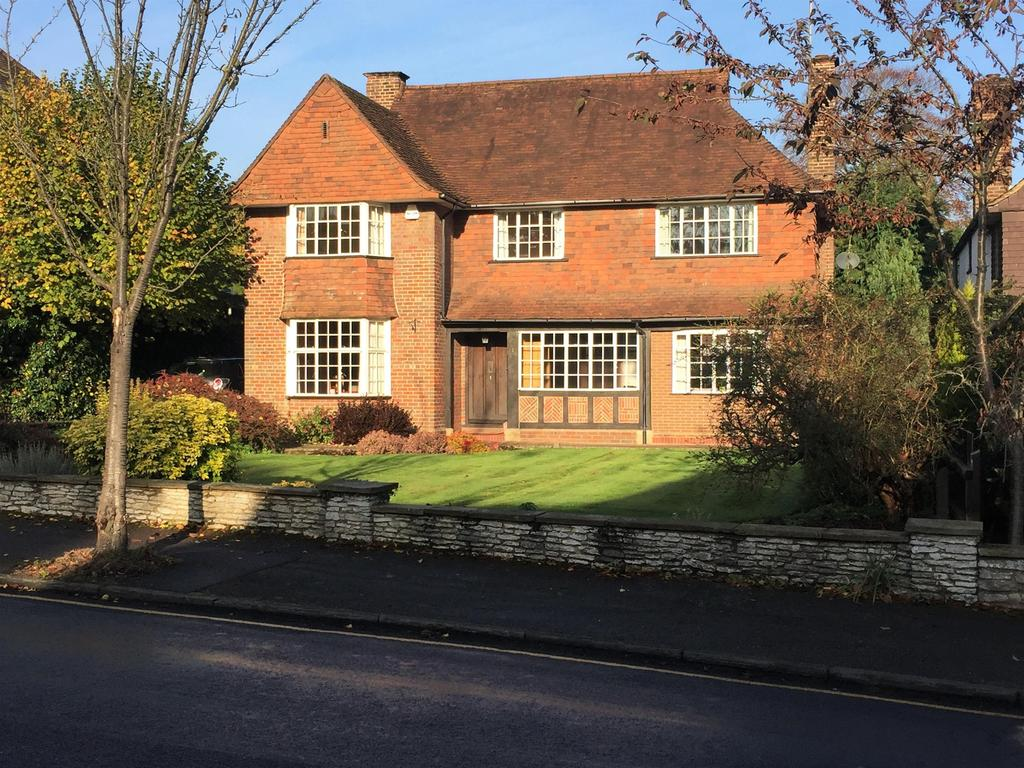 4 Bedrooms Detached House for sale in Kirkdale Road, Harpenden, Hertfordshire, AL5 2PT