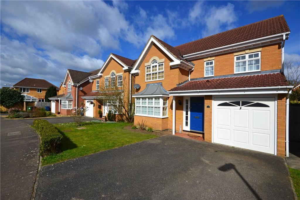 4 Bedrooms Detached House for rent in Tannery Road, Sawston, Cambridge, Cambridgeshire, CB22