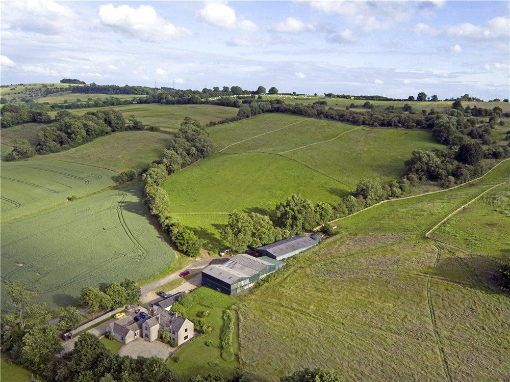 6 Bedrooms Farm House Character Property for sale in Cockleford, Cowley, Cheltenham, GL53