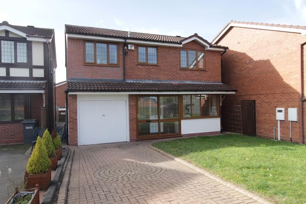 5 Bedrooms Detached House for sale in Slingsby, Dosthill