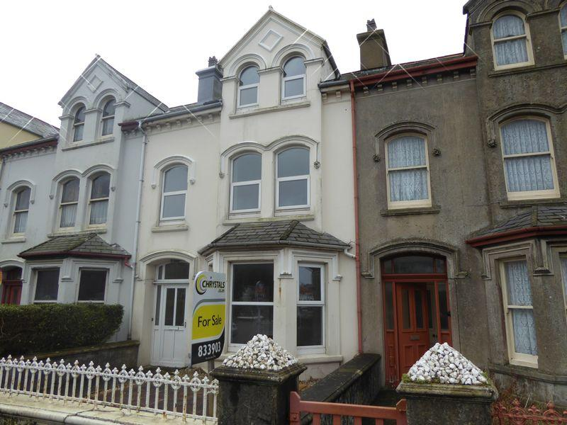 6 Bedrooms Terraced House for sale in Pendlemount, Castletown Road, Port Erin