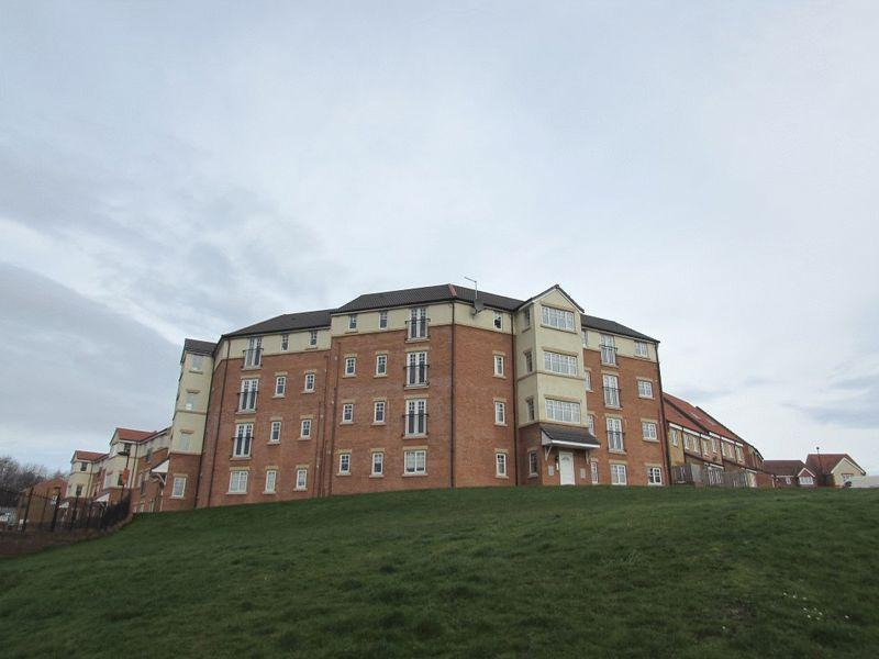 2 Bedrooms Apartment Flat for sale in Mickley Close, Wallsend - Two Bedroom Apartment