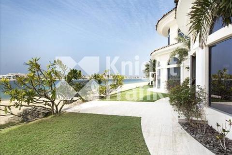 6 bedroom detached house  - Signature Villa, Frond M, Palm Jumeirah, Dubai