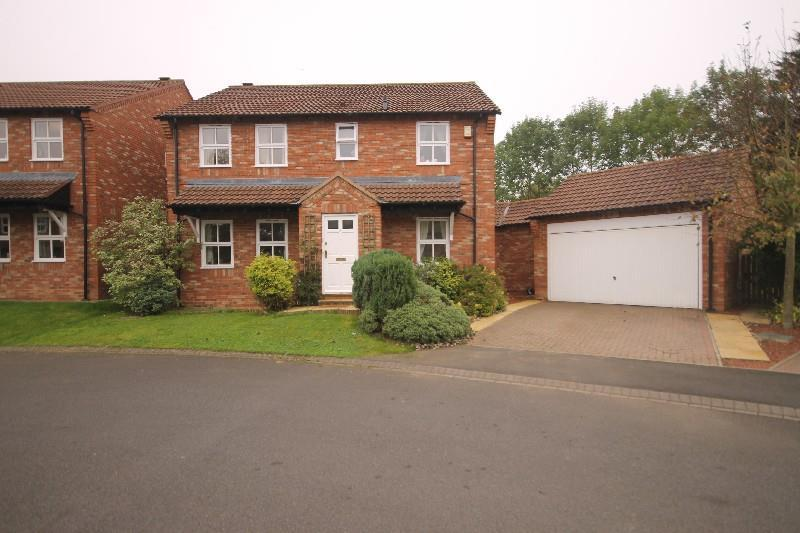 5 Bedrooms Detached House for sale in Abbots Lea, Hartlepool