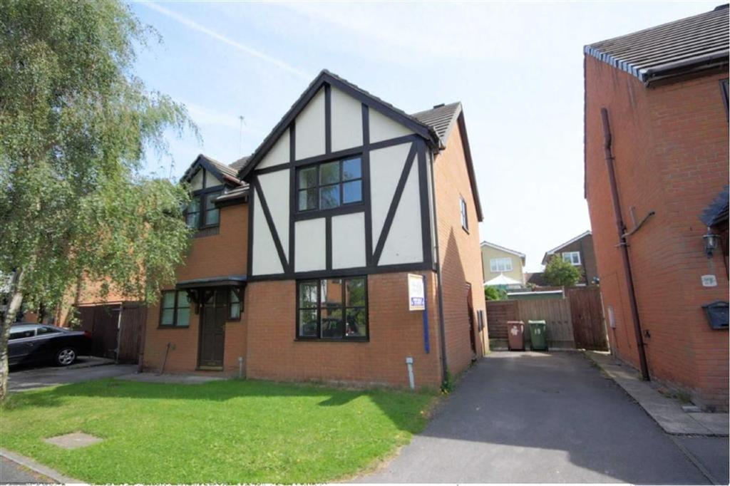 2 Bedrooms Semi Detached House for sale in The Brooks, Haresfinch, St Helens, WA11