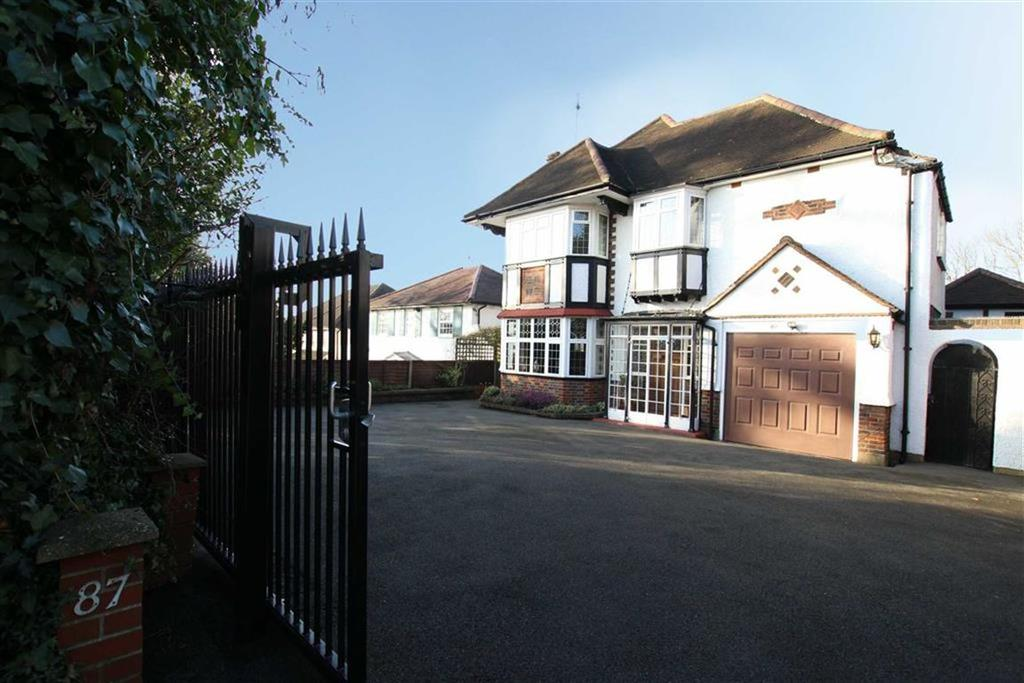 4 Bedrooms Detached House for sale in Marsh Lane, Mill Hill, London
