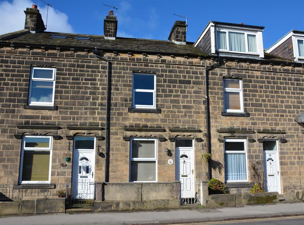 2 Bedrooms Terraced House for sale in Victoria Road, Guiseley, Leeds