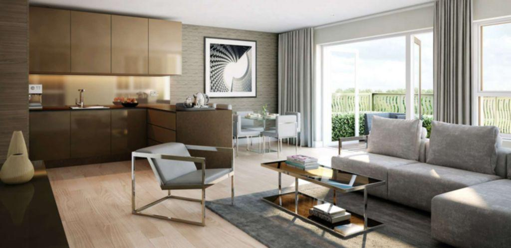 2 Bedrooms Apartment Flat for sale in Smithfield Square, High Street, Crouch End, N8