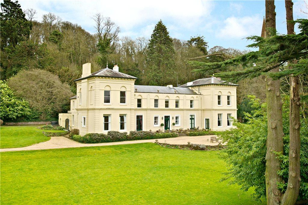 3 Bedrooms Unique Property for sale in Bitham Hall, Avon Dassett, Southam, Warwickshire