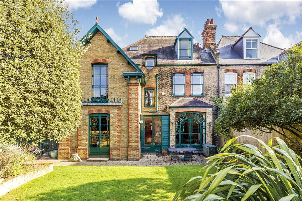 7 Bedrooms Semi Detached House for sale in Calton Avenue, Dulwich Village, London, SE21