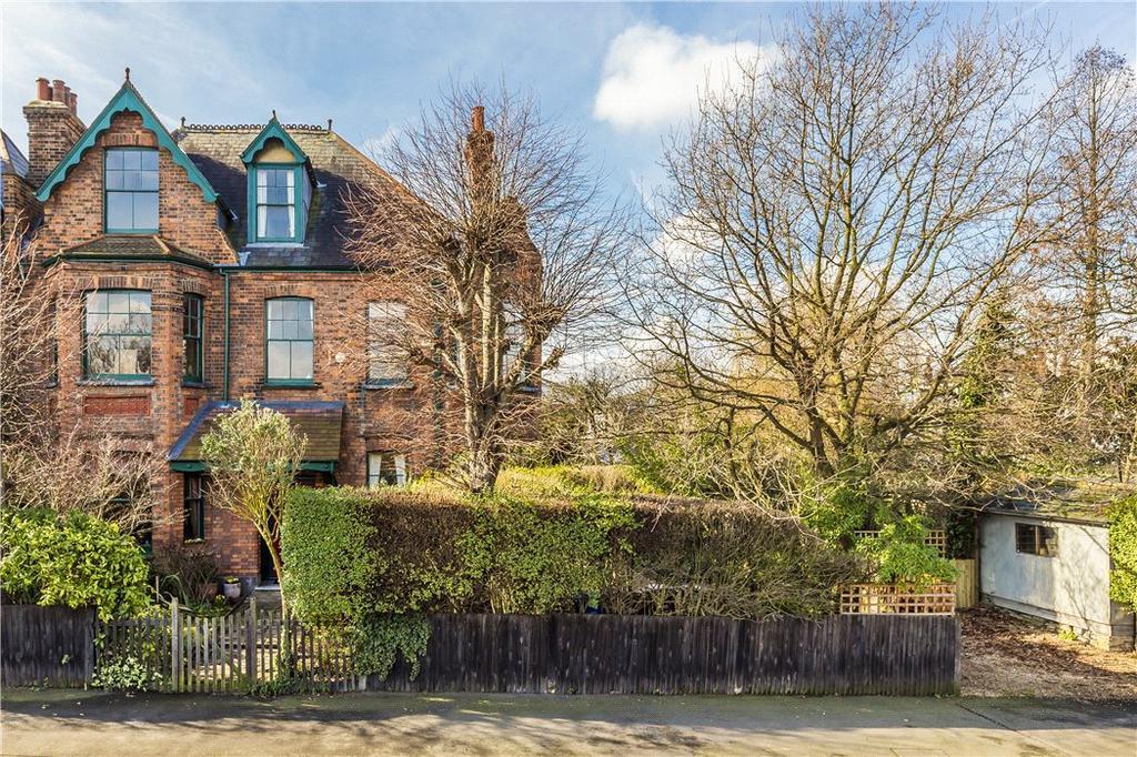 7 Bedrooms Semi Detached House for sale in Calton Avenue, Dulwich Village, London, SE21