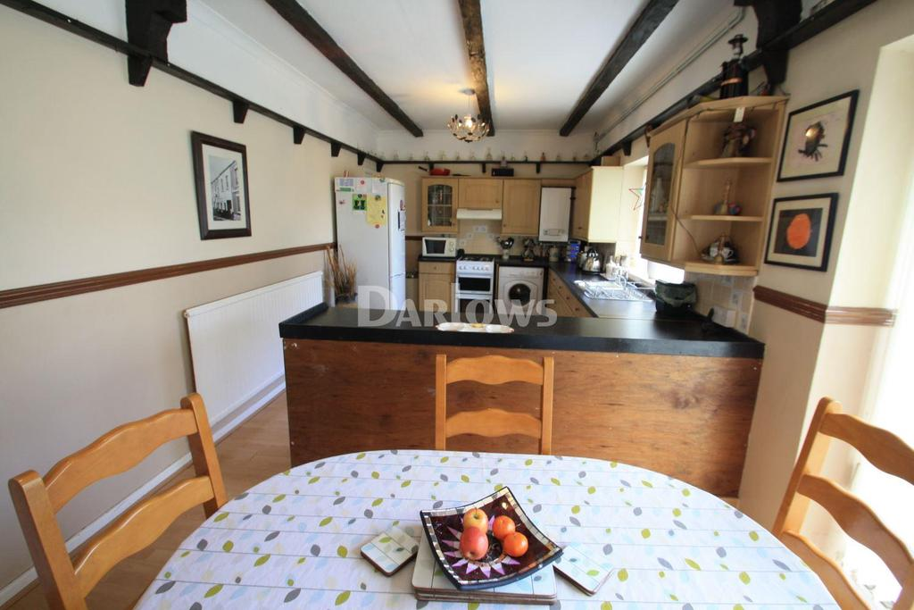 4 Bedrooms Terraced House for sale in Market Street, Tredegar, Gwent