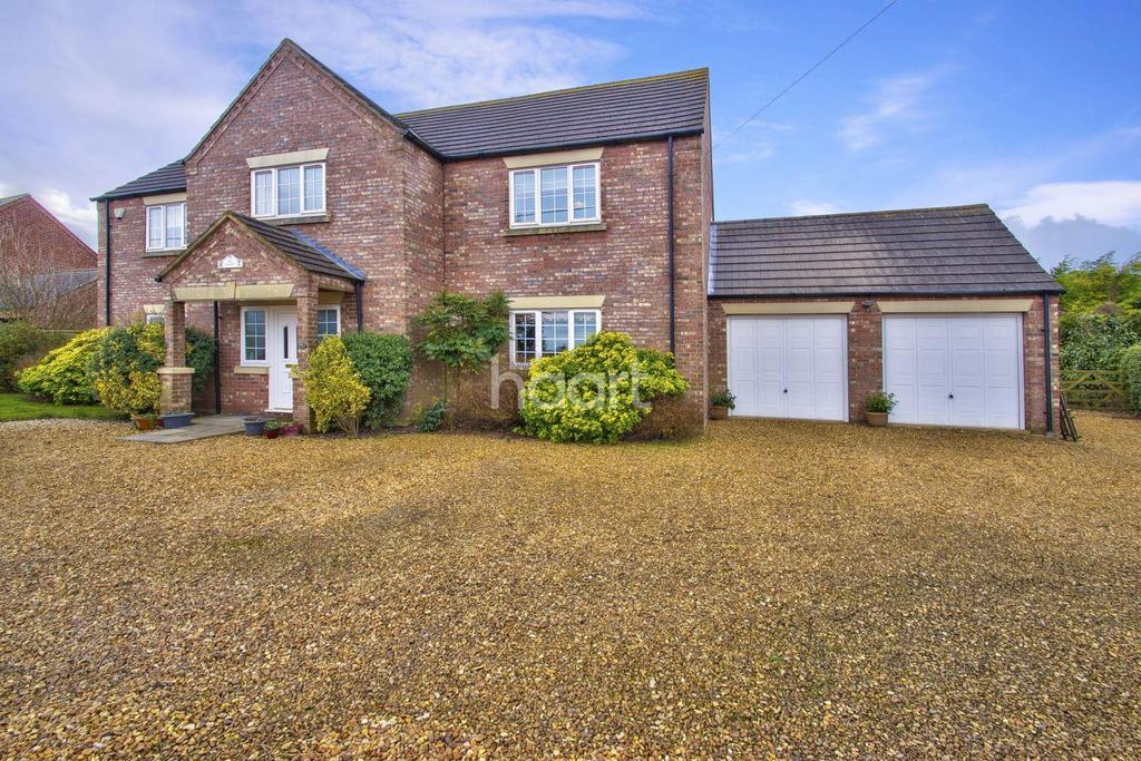 5 Bedrooms Detached House for sale in March Road, Tipps End, Welney