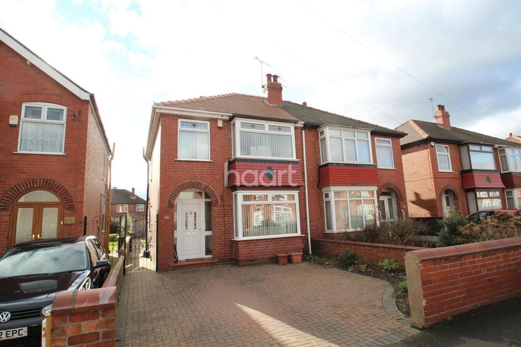 3 Bedrooms Semi Detached House for sale in Zetland Road, Town Moor