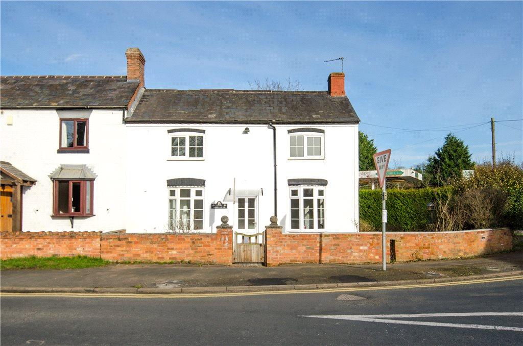 3 Bedrooms Semi Detached House for sale in Hanbury Road, Hanbury, Bromsgrove, Worcestershire, B60