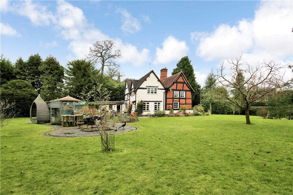 3 Bedrooms House for sale in Church Lane, Lapworth, Solihull, B94