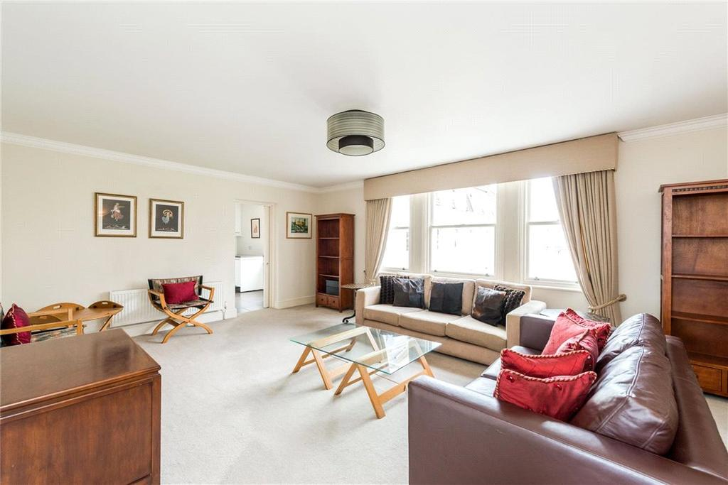 2 Bedrooms Flat for sale in Devonshire House, 29 Lindsay Square, Pimlico, London, SW1V