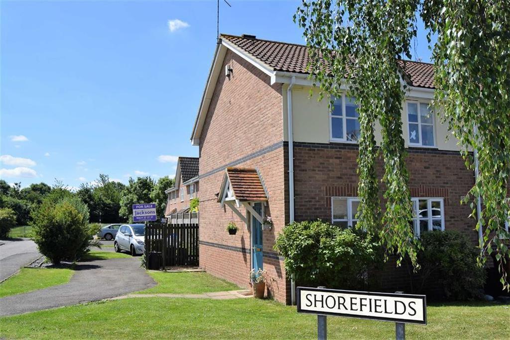 3 Bedrooms End Of Terrace House for sale in Shorefields, Rainham, Kent, ME8