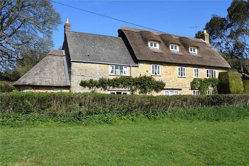 4 Bedrooms Detached House for sale in Loscombe, Bridport, Dorset