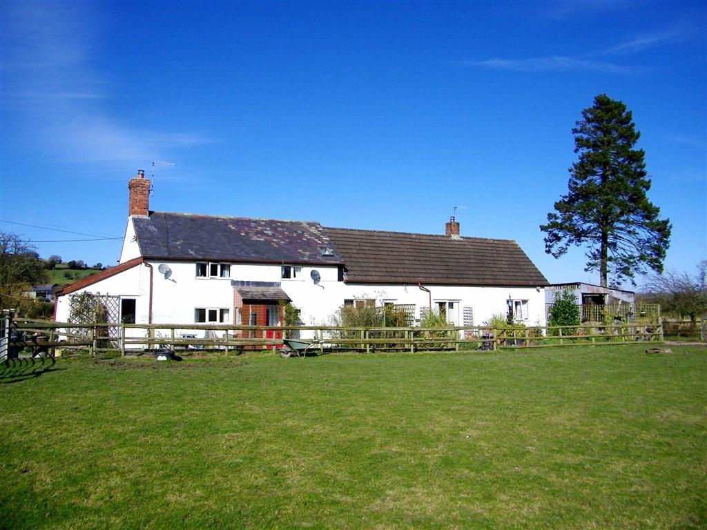 3 Bedrooms Country House Character Property for sale in Colebatch, Bishops Castle, Shropshire, SY9