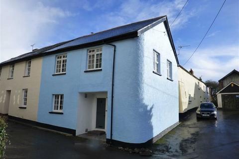 3 bedroom semi-detached house for sale - West Street, Witheridge, Tiverton, Devon, EX16