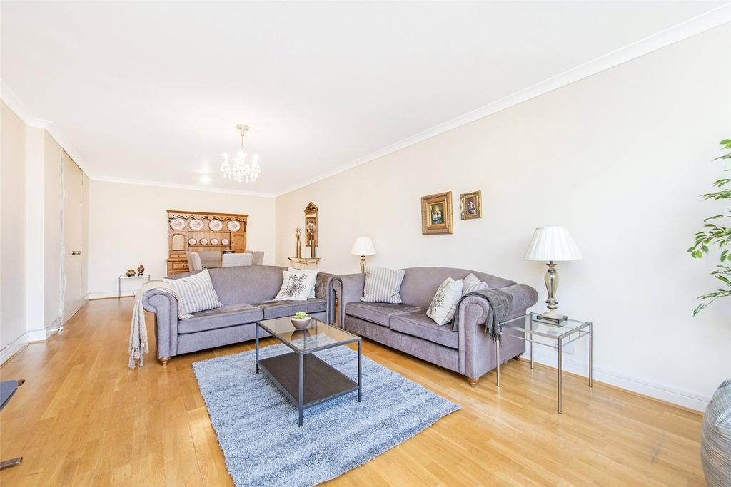 3 Bedrooms Flat for sale in Cavendish House, 21 Wellington Road, London