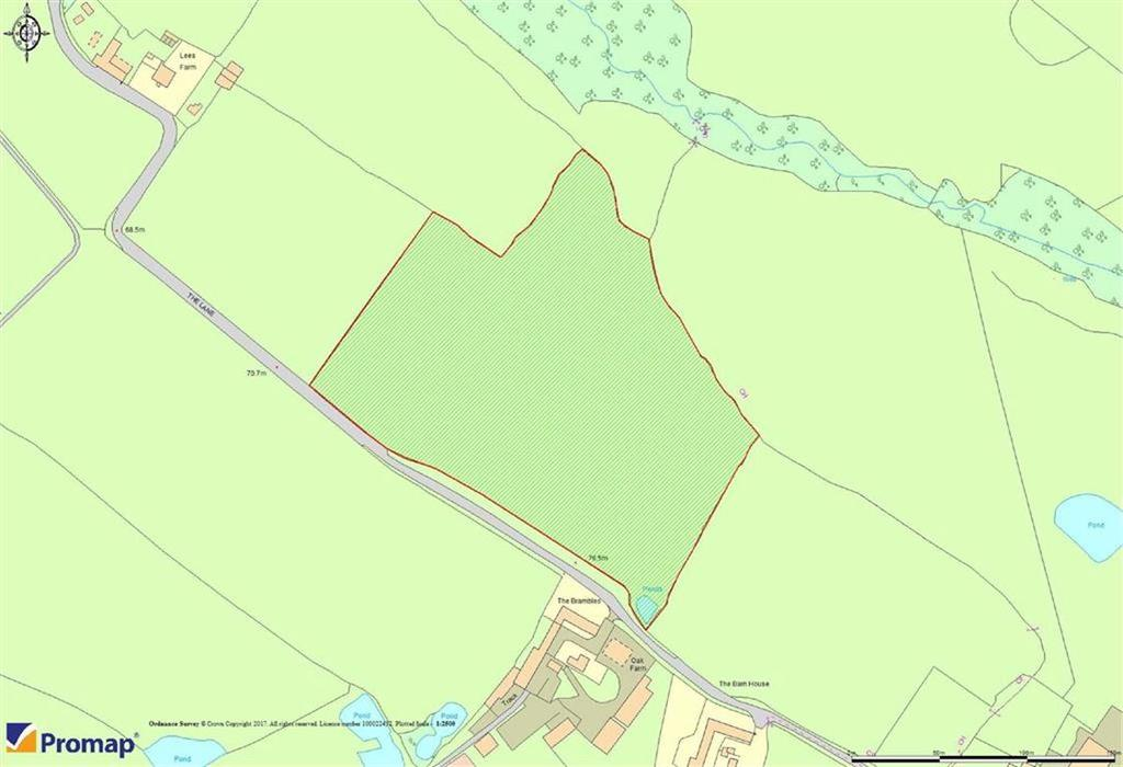 Land Commercial for sale in The Lane, Nr Whitchurch, SY13