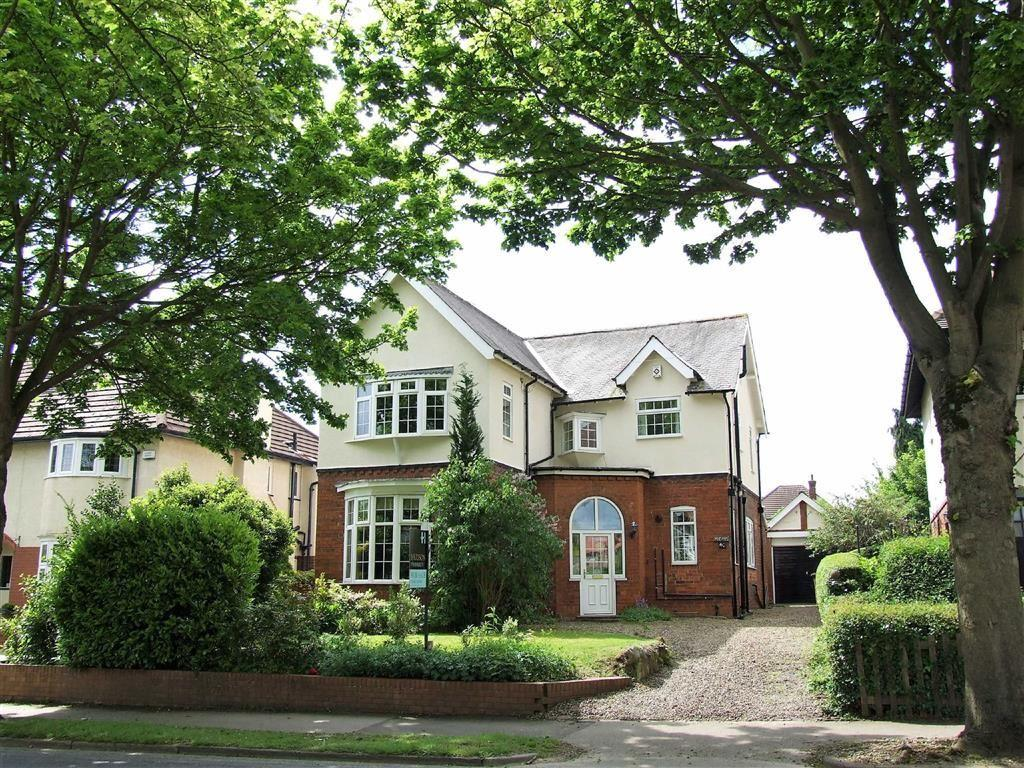 3 Bedrooms Detached House for sale in Swanland Road, Hessle, East Yorkshire, HU13