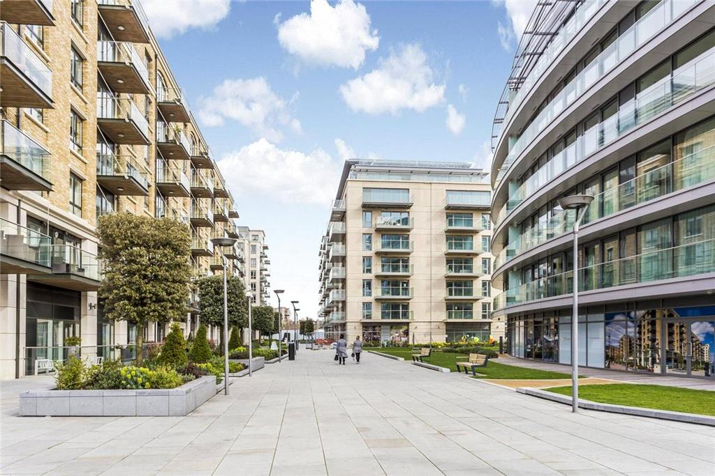 2 Bedrooms Flat for sale in Faulkner House, Distillery Road, Fulham Reach, Fulham, W6