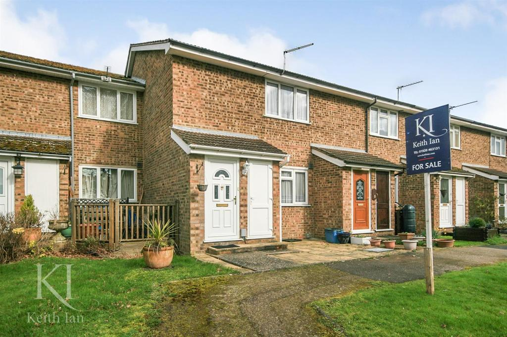 1 Bedroom Maisonette Flat for sale in Briardale, Ware - Extended Lease