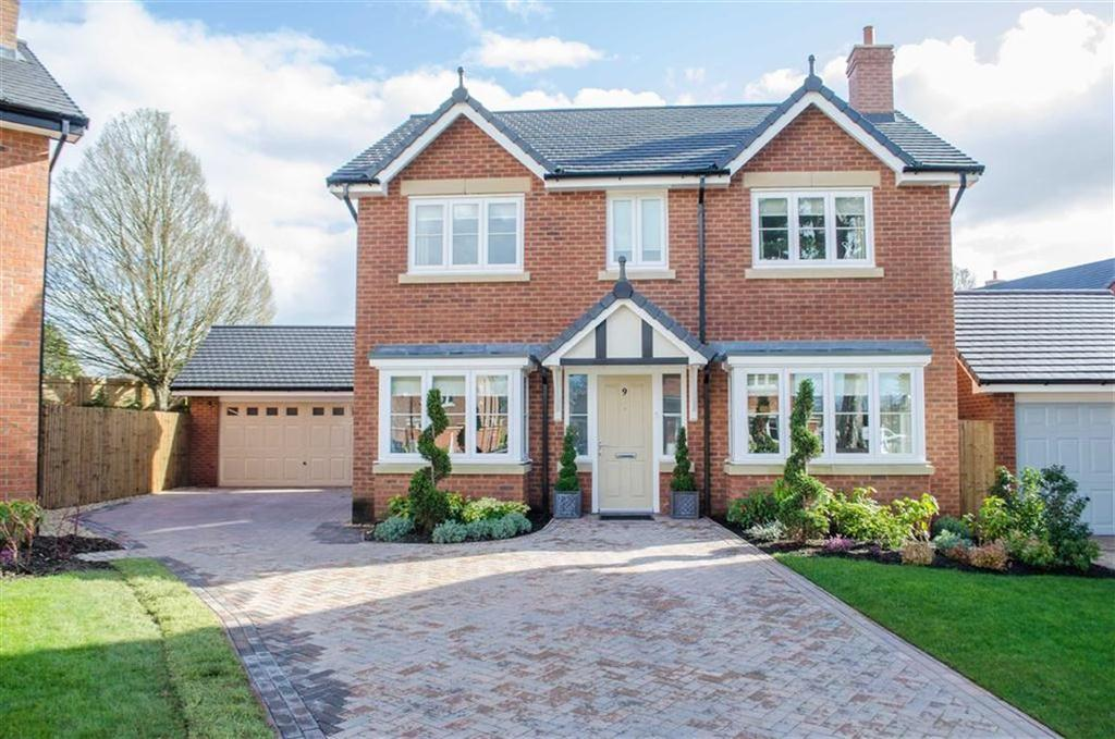 4 Bedrooms Detached House for sale in Bronte Walk, Backford, Chester, Chester