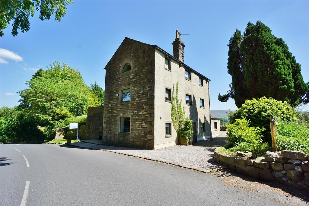4 Bedrooms Detached House for sale in Scarhead, West Bradford