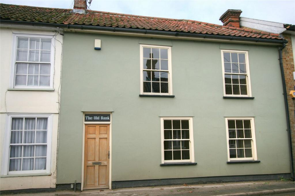 3 Bedrooms Cottage House for sale in Market Street NR16 2AD, East Harling, Norwich, Norfolk