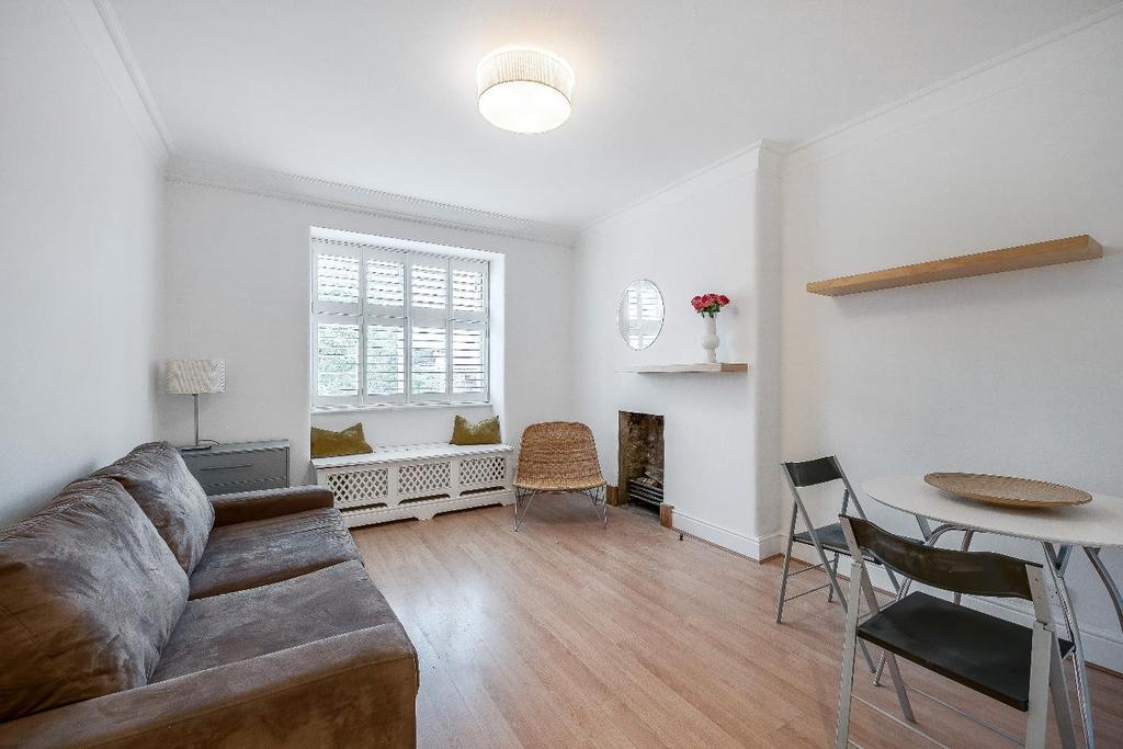 1 Bedroom Flat for sale in GREYCOAT STREET, SW1P