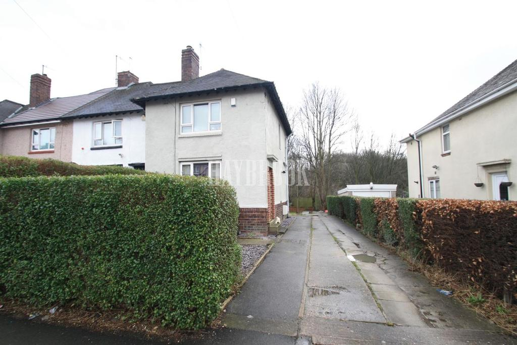 2 Bedrooms End Of Terrace House for sale in Southey, Sheffield