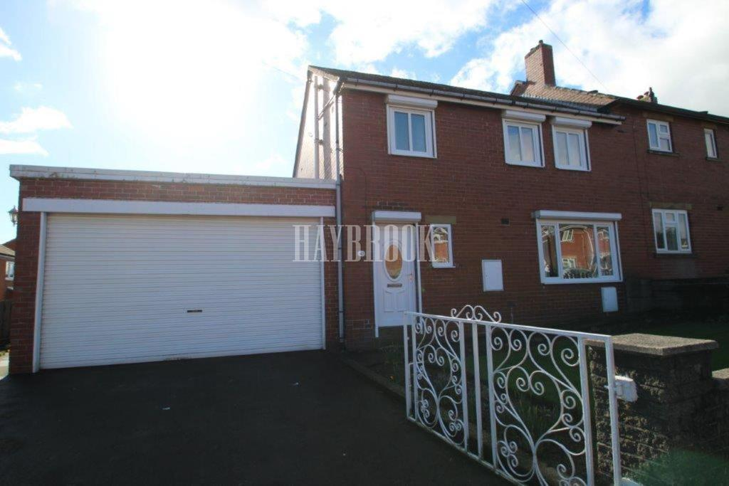 3 Bedrooms Semi Detached House for sale in Victoria Street, Penistone