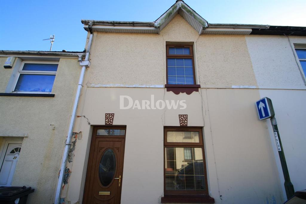 2 Bedrooms Terraced House for sale in Davies Street, Brynmawr, Gwent