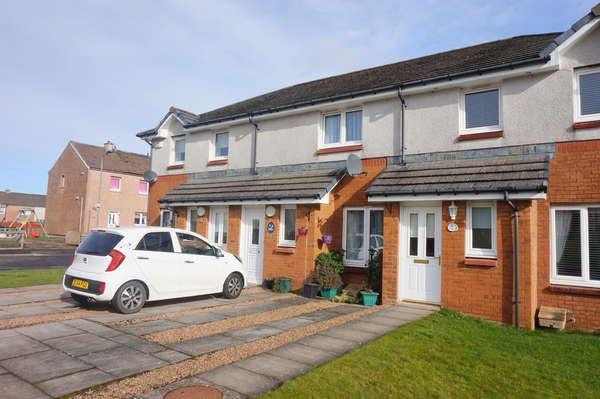 2 Bedrooms Terraced House for sale in 23B Forest Avenue, Hamilton, ML3 7SE