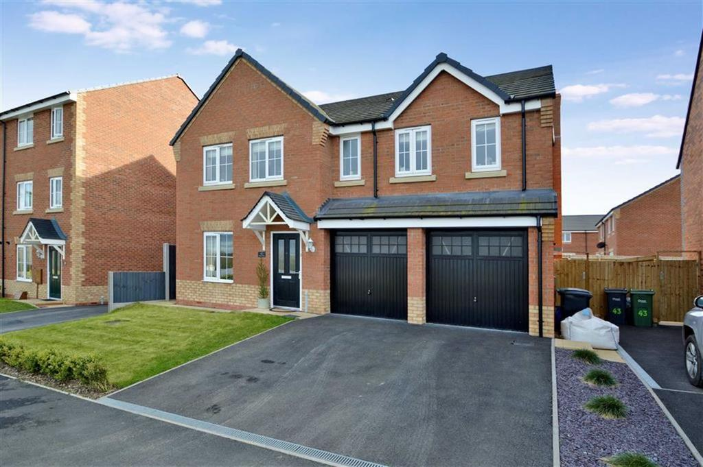 5 Bedrooms Detached House for sale in 41, Murrell Way, Shrewsbury, SY2