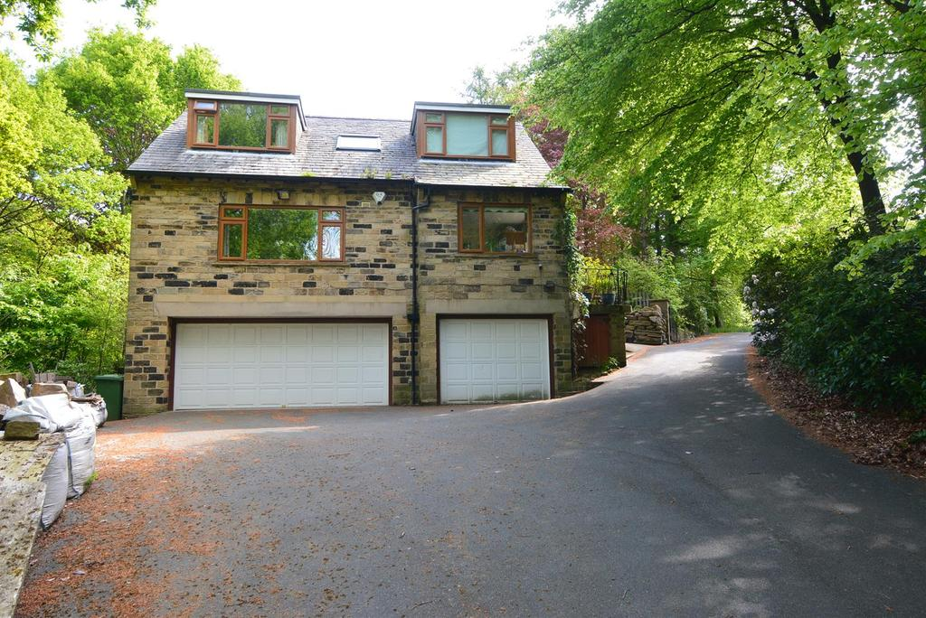 4 Bedrooms Detached House for sale in Rawdon Road, Horsforth