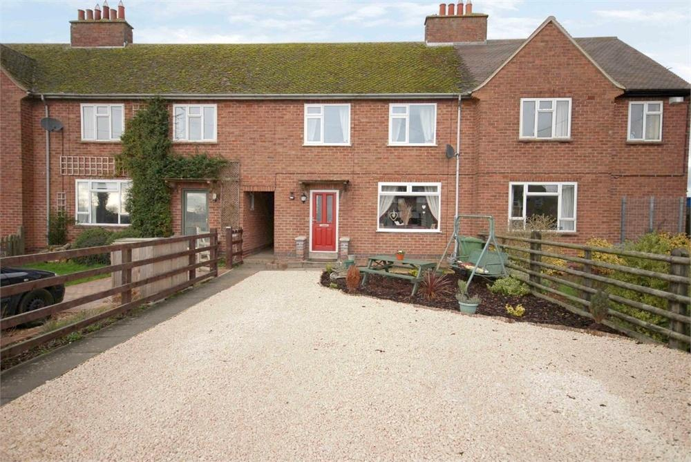 3 Bedrooms Terraced House for sale in Greens Close, Lutterworth Road, Churchover, RUGBY, Warwickshire