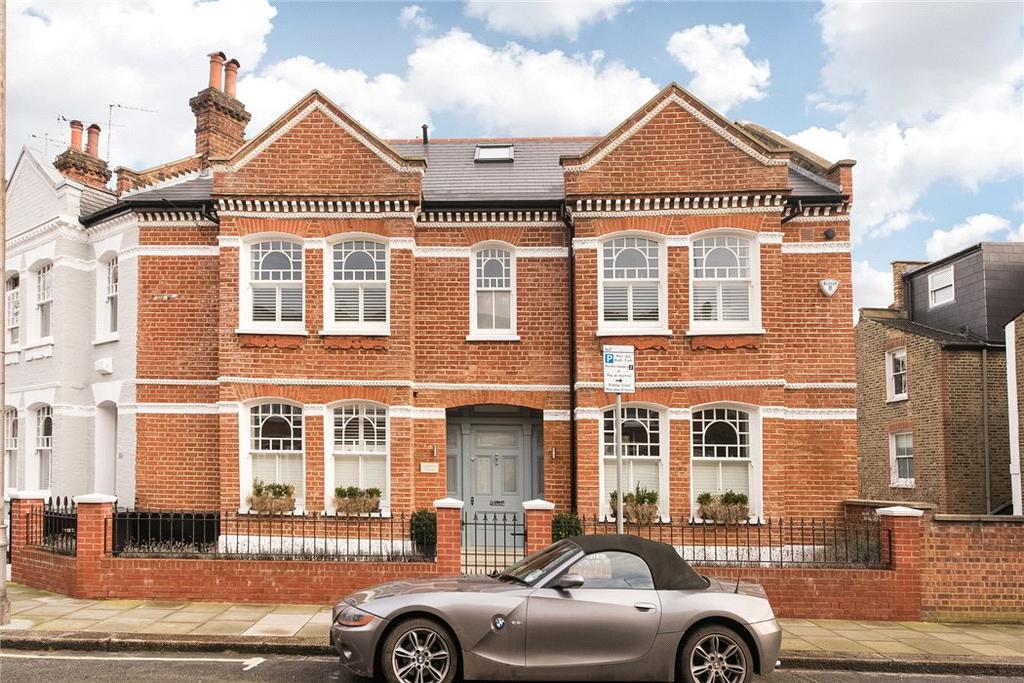 5 Bedrooms House for sale in Cranbury Road, Fulham, London, SW6