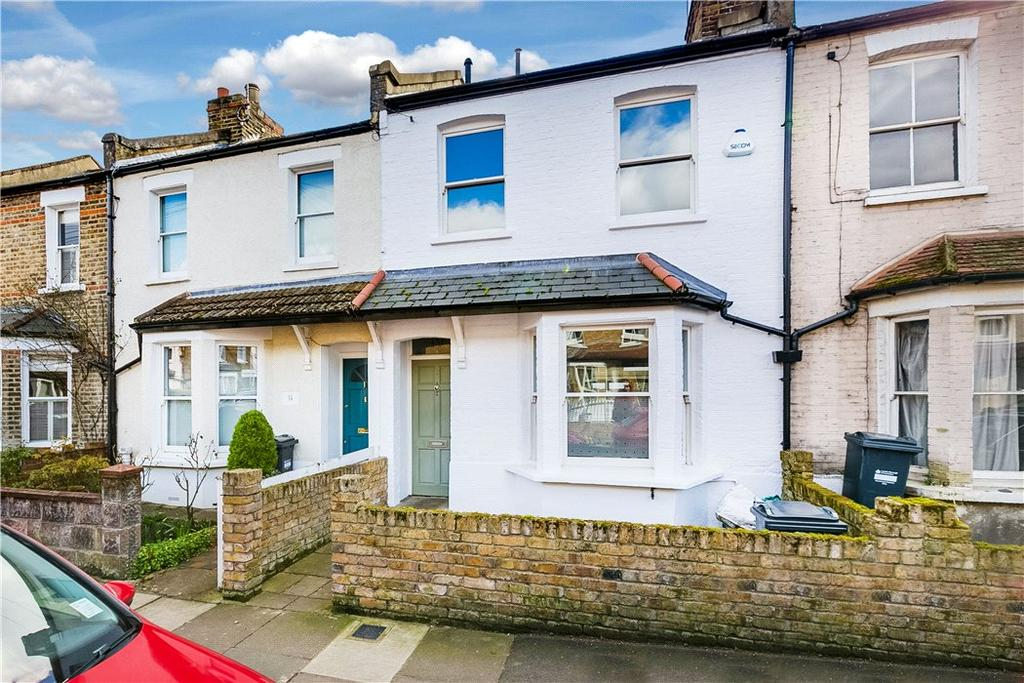 4 Bedrooms Terraced House for sale in Reckitt Road, London, W4