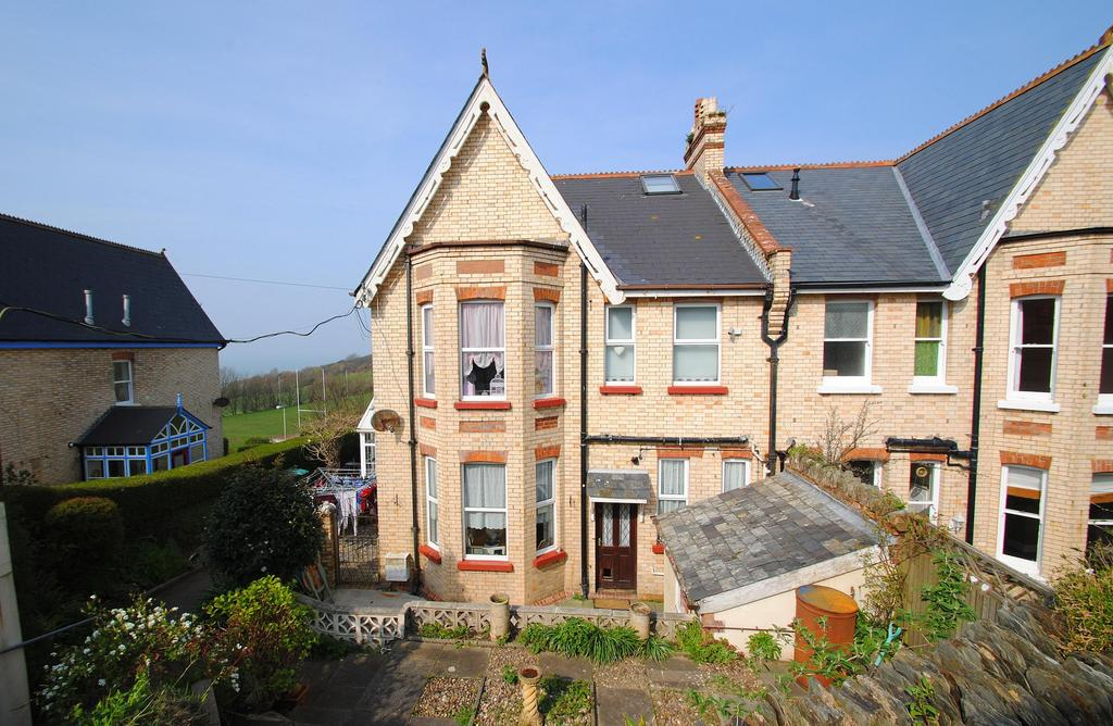 4 Bedrooms Semi Detached House for sale in Chambercombe Park Road, Ilfracombe