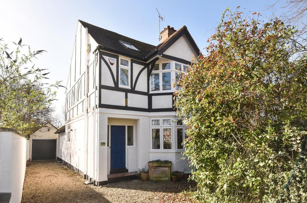 4 Bedrooms Semi Detached House for sale in Botley Road, West Oxford
